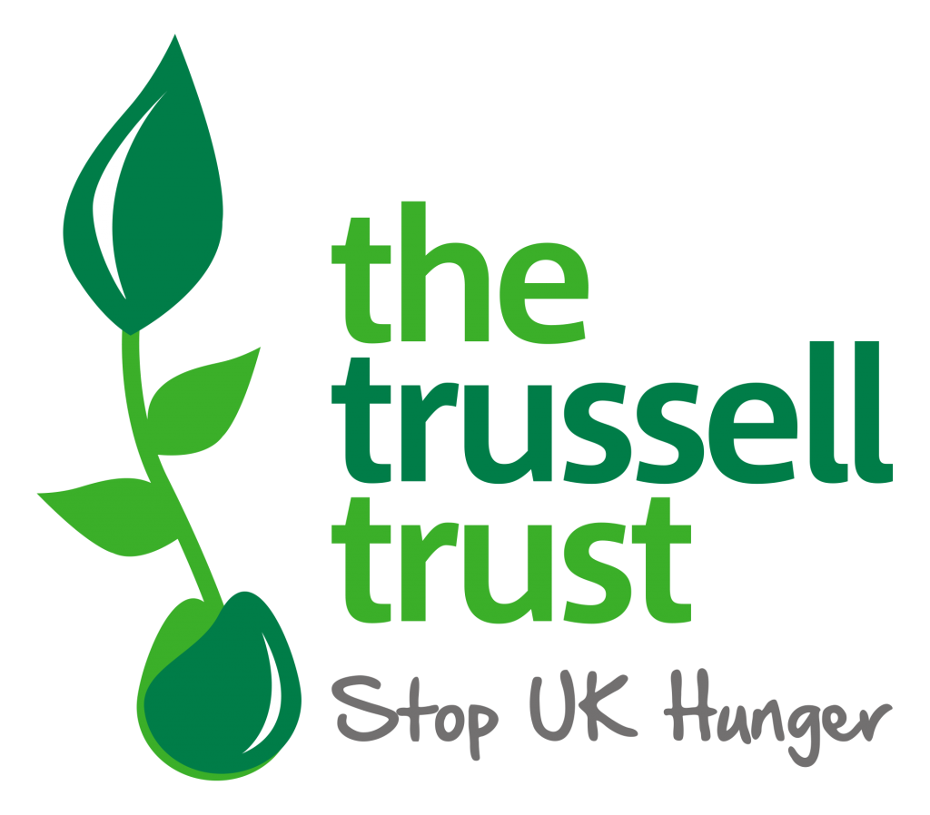 The Trussell Trust: Stop UK Hunger logo